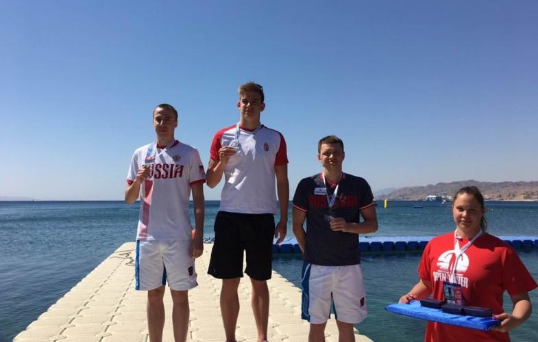 A Balaton Úszó Klub sportolója nyerte a nyíltvízi Európa-Kupa első állomását