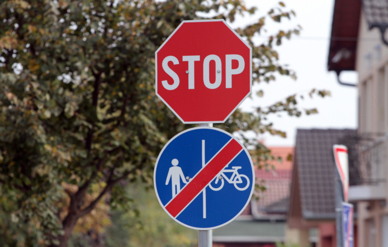 Balatoni biciklistop