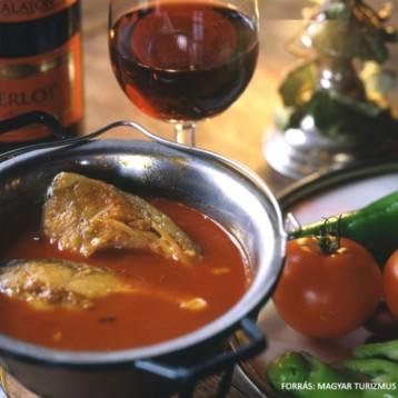 3 fantasztikus Balatoni halászlé recept