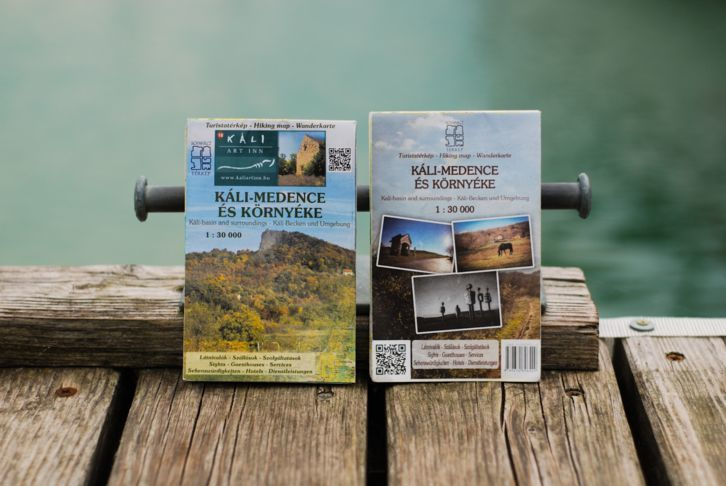 A Balaton Felvidék Neked térképeit a szakemberek is elismerik
