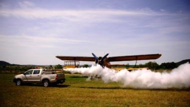 A tervezettnél hamarabb, jövő héten kezdődik a balatoni szúnyogirtás