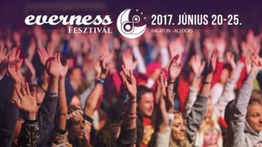 Június végén rendezik az Everness Fesztivált Alsóörsön
