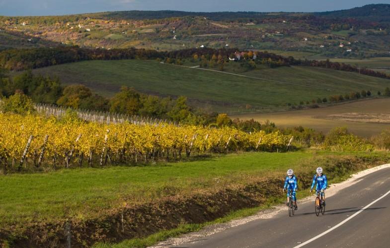 Kerékpárral a Balaton régióban