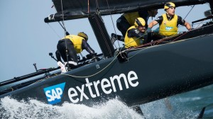Extreme Sailing Series 2017 Muscat